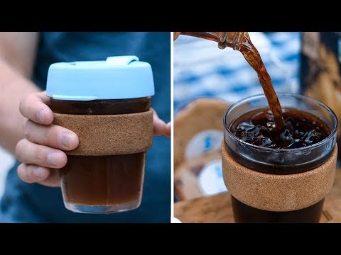 REUSABLE COFFEE CUP REVIEW | Low Impact Living
