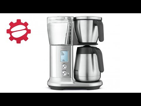 Breville Precision Brewer | Crew Review