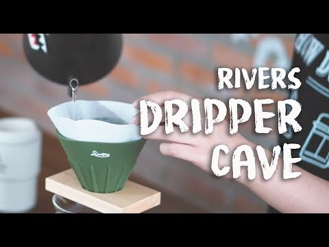 [REVIEW] – Rivers Coffee Dripper Cave Reversible