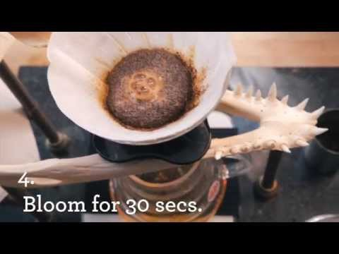 Hario V60 Pour Over Coffee Brew Guide – Alternative Brewing