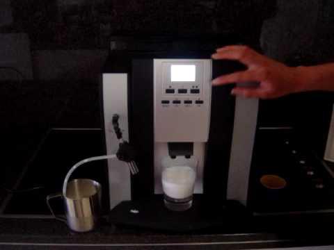 Coffee House : Machine Demo