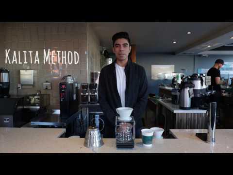 Kalita Pour Over Recipe – Bird Rock Coffee Roasters