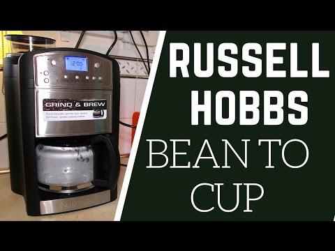 Russell Hobbs Platinum Coffee Maker Review