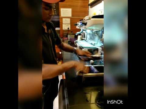 Cafe Desire coffee machine Demo