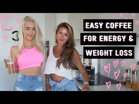 HOW TO MAKE HEALTHY COFFEE: FIBER FILLED COFFEE RECIPE