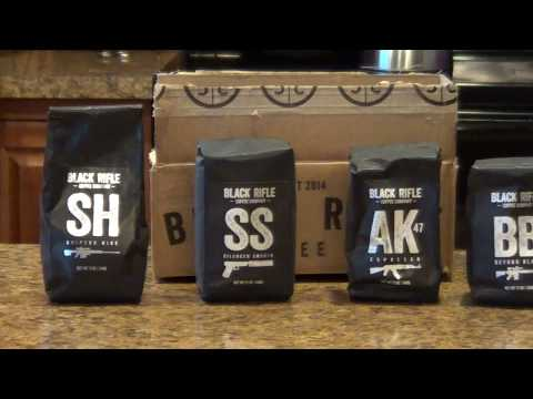 Coffee Review – Sniper's Hide from BRCC
