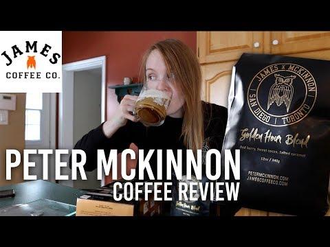 PETER MCKINNON 'GOLDEN HOUR' COFFEE REVIEW