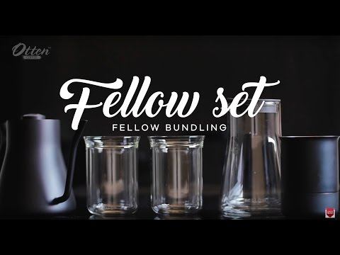 FELLOW POUR OVER SYSTEM – SMART COFFEE MAKER!