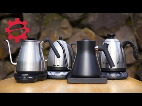 Ultimate Electric Pour Over Kettle Comparison