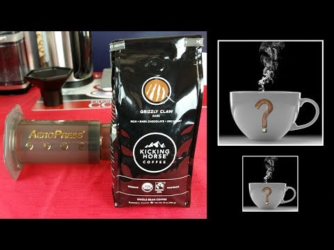 Kicking Horse Grizzly Claw Coffee  [ Should I Drink This ]