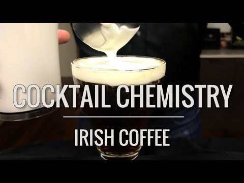 Cocktails of the World – Irish Coffee