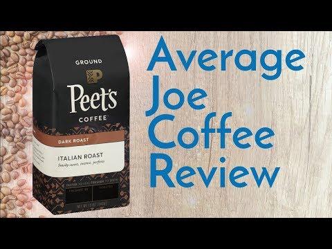 Peets Italian Roast Coffee Review