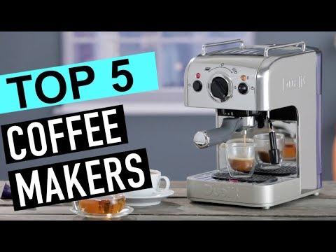 BEST 5: Coffee Maker 2018