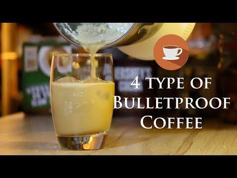 4 types of Bulletproof coffee (Malayalam)/keto/Lchf Bulletproof coffee/4 തരം ബുള്ളറ്റ് പ്രൂഫ് കോഫി
