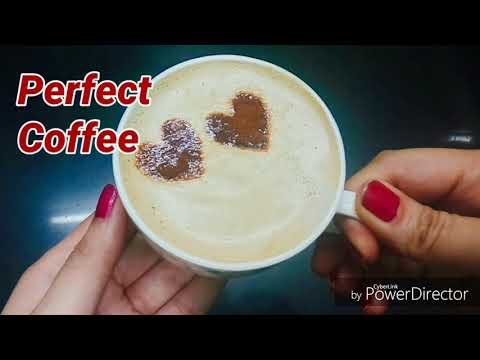 Perfect Coffee / Coffee / Frothy Coffee / how to make perfect Coffee /coffee recipe-vegetarion rasoi