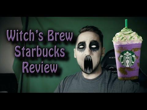 Witch's Brew Starbucks Coffee Review (TASTE TEST)