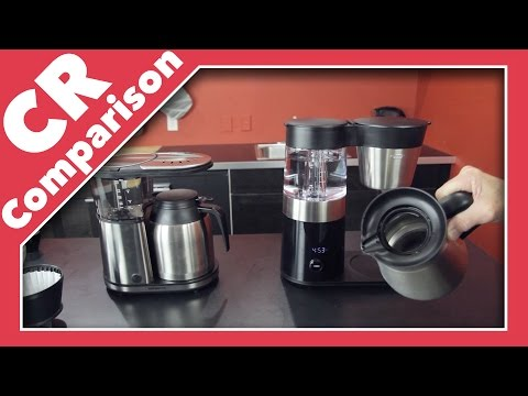 OXO Barista Brain vs Bonavita 8-Cup | CR Comparison