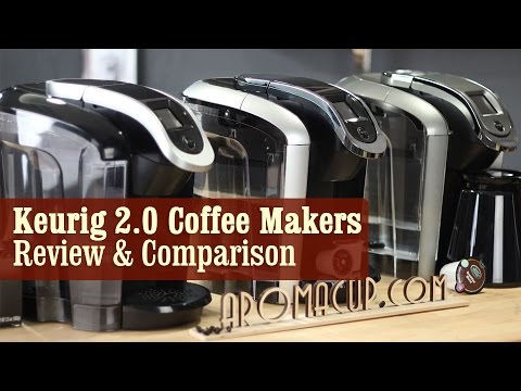 Keurig 2.0 Coffee Makers with Carafe | Review & Comparison – K300 vs K400 vs K500 Series
