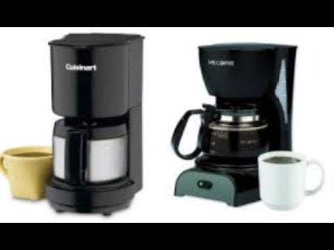 Reviews: Best 4 Cup Coffee Maker 2018
