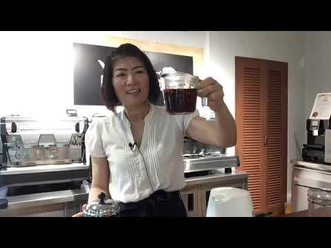 #Live ชงชาด้วย French press ชงชาง่ายๆ ไม่ต้องมีเครื่องชงกาแฟ #ชาดำเย็น #ชานมเย็น หอม เข้มชา