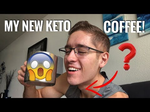 MY EPIC KETO COFFEE RECIPE!