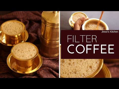 Filter coffee recipe | South indian filter coffee recipe | Filter kaapi | degree coffee