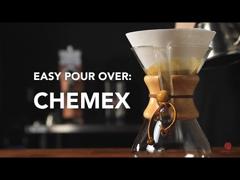 Easy Pour Over Coffee: Chemex