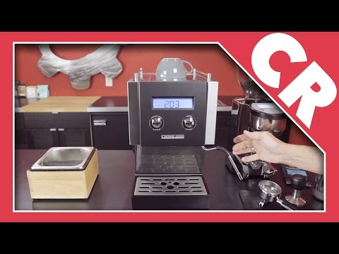 Crossland Coffee CC1 Espresso Machine | Crew Review