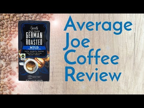 Specially Selected German Roasted Mild Aldi Coffee Review