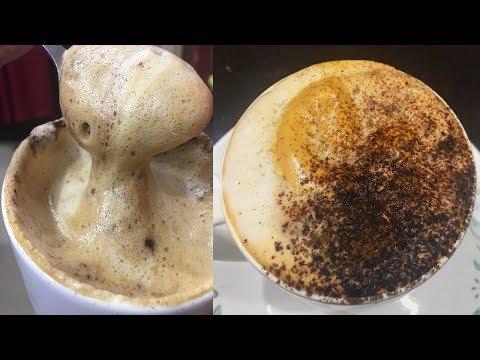 Hot Coffee Recipe Live||बिना फेटे, बिना मशीन झाग वाली कॉफ़ी घर मे कैसे बनाये 💕COFFEE ☕With Shyamli💕
