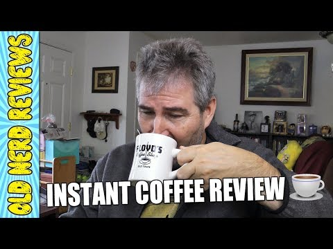 Waka Instant Coffee Reviews ☕