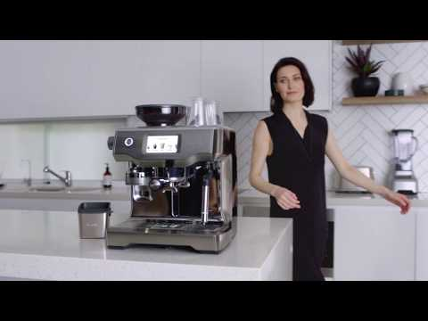 Breville Oracle® Touch – Next Generation Super Automatic Espresso Machine