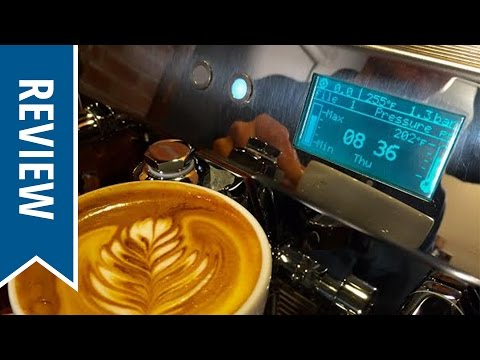 Review: Vesuvius Dual Boiler Espresso Machine with Pressure Profiling