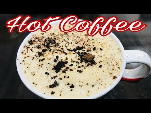 Homemade Cappuccino Recipe | Beaten Coffee Recipe in Hindi | Homemade Cappuccino Without Machine