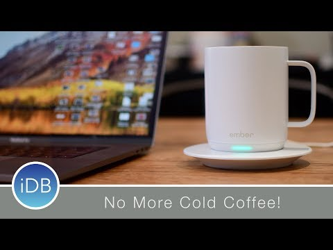 Ember Keeps Your Coffee, Tea or Other Drink Hot All Day – Review