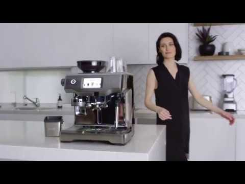 the Breville Oracle® Touch Next Generation Fully Automatic Espresso Machine