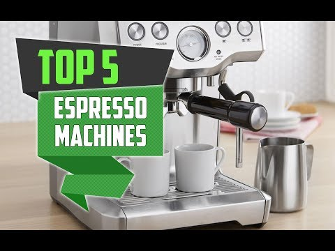 Best Espresso Machines in 2018 – Espresso Machine Buying Guide