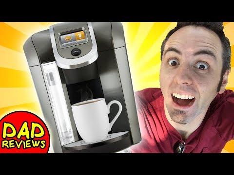 Keurig Coffee Maker Review: Keurig 2.0 K575 – BEST COFFEE MAKER