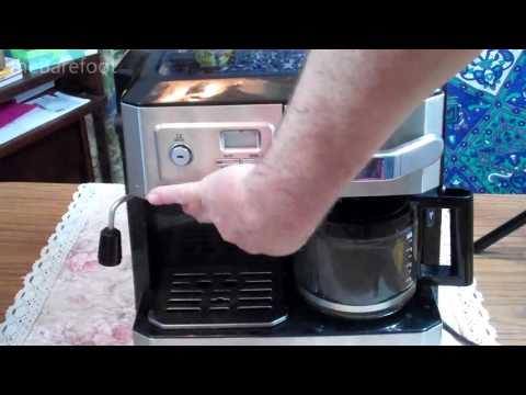 Practical Product Reviews: De'Longhi Espresso & 10-cup Coffee Maker