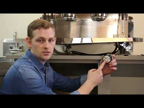 Pre-Installation Requirements for Commercial and Pro-Consumer Espresso Machines