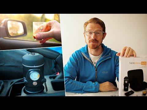 Handpresso Auto Review – 12V Portable In-Car Espresso Machine
