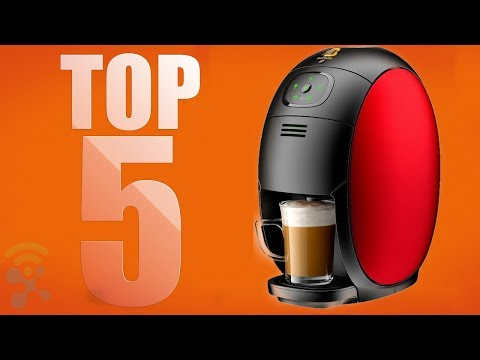 Top 5 Best Coffee Maker – Best Espresso Machine 2018