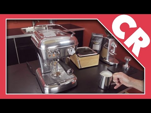 Ascaso Dream Up Espresso Machine | Crew Review