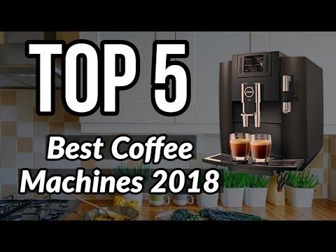✅ TOP 5: Best Coffee Machine 2018