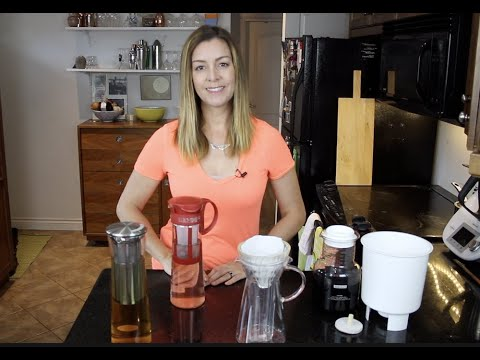 Cold Brew Coffee & Tea gadgets review