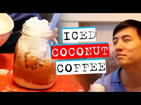 Try This Iced Coconut Coffee Recipe – Secret Ingredient Revealed