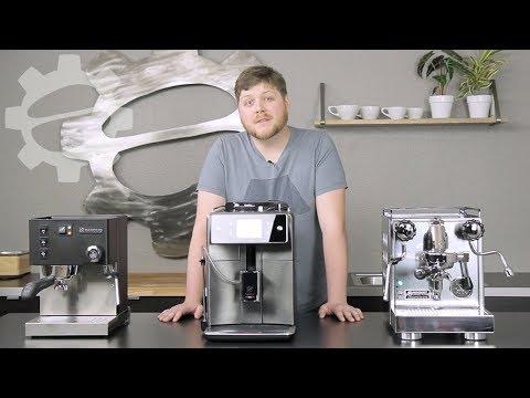 Top 3 Espresso Machines Of 2018