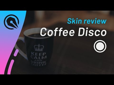 osu! Skin Review | Coffee Disco | skinhouse
