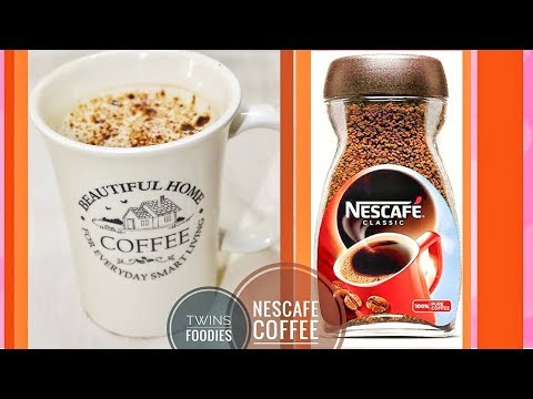 BEST Nescafe Hot Coffee Recipe// How To Make Cafe Style HOT NESCAFE COFFEE // BT PREETI SEHDEV