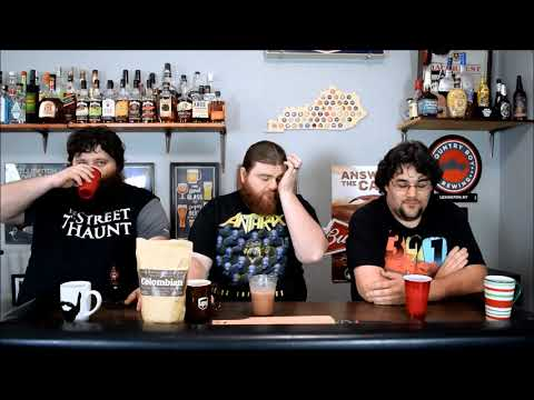 Defiance Coffee Colombian Medium Roast Review! (Bonus Sunday Video!)